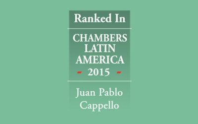 Chambers & Partners  Latin America 2015