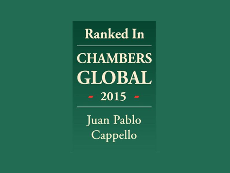 Chambers & Partners Global