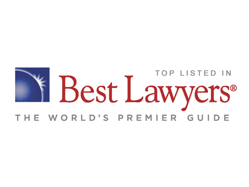 2017 Best Lawyer for Corporate Law