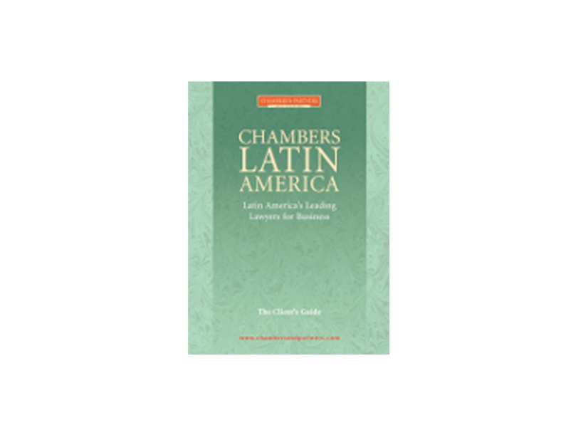 Chambers USA Guide Latin America