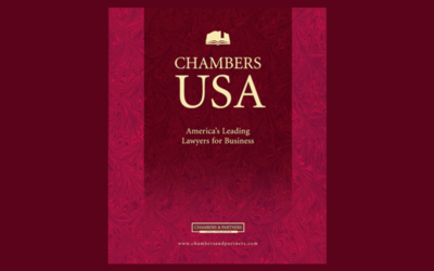 Chambers and Partners USA 2016