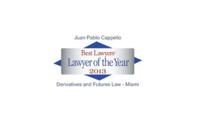 Lawyer of the Year – Derivatives and Futures Law